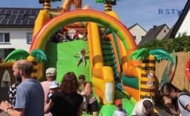 Pleeser Strandparty und Feuerwehrfest in Niederpleis