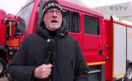 Die Feuerwehr Siegburg stellt zwei neue Fahrzeuge vor