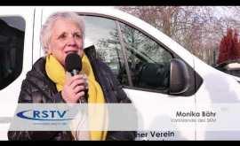 Neues Fahrzeug für den Fachbereich Wohnungslosenhilfe des SKM