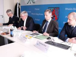 Polizeiliche Kriminalstatistik 2018 – Rhein-Sieg-Kreis