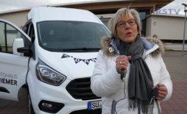 Wagenübergabe an der Hansemann-Schule in Sankt Augustin