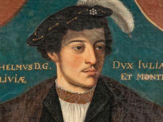 """Herzog Wilhelm V. """"der Reiche"""" von Jülich-Cleve-Berg"""