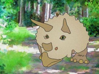 Siebengebirge Märchen, Gab es den Rhenoceratops?
