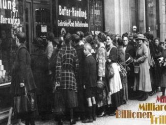 Siebengebirge Geschichte, Das Krisenjahr 1923