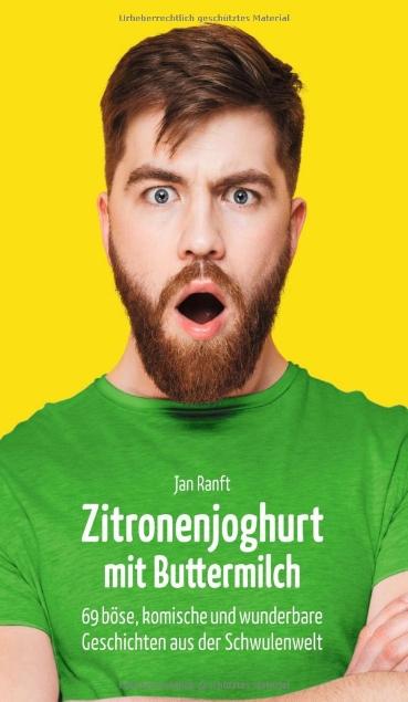 Zitronenjoghurt mit Buttermilch von Jan Ranft