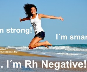 10 Health Tips for Rh Negative People