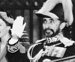 Was Haile Selassie Rhesus Negative?