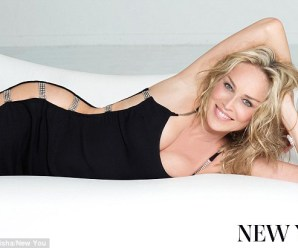 Rh Negative Celebrities: Sharon Stone