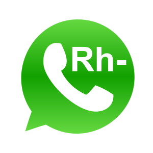 Need rh- blood in an emergency? Rh-negative-people-on-whatsapp