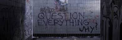 RH- Blood Type - Are you questioning everything? Question-intent