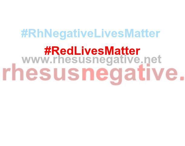 Rh Negative Immunity: What's The Deal? Rhnegativelivesmatter