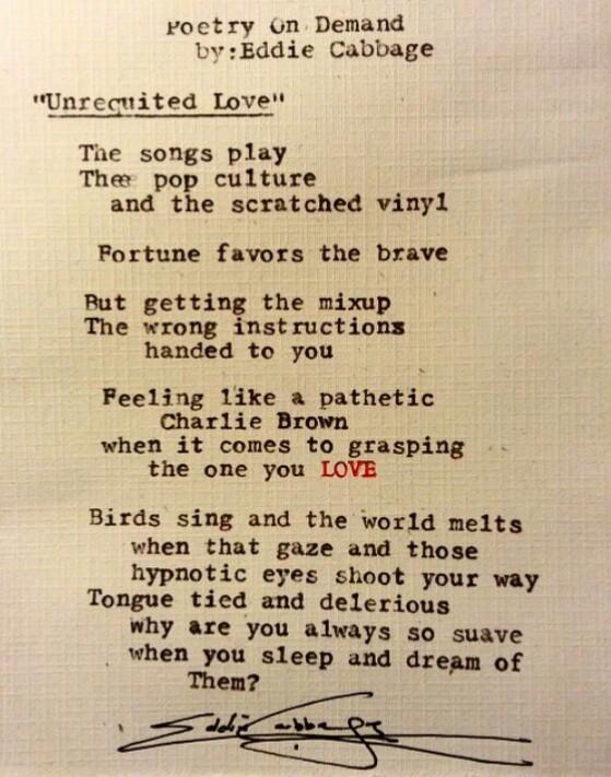 PUPOD EC Unrequited Love