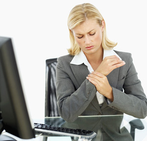 Painful numbness in the hand? It can be Carpel tunnel syndrome.