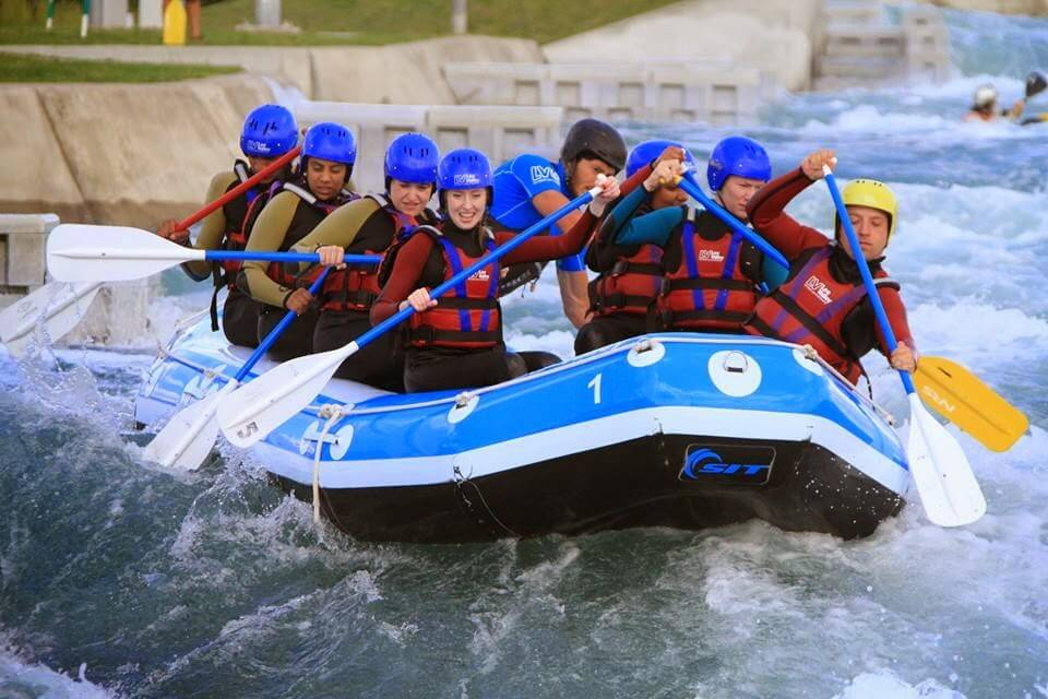 My Latest Adrenaline Rush At Lee Valley White Water Centre