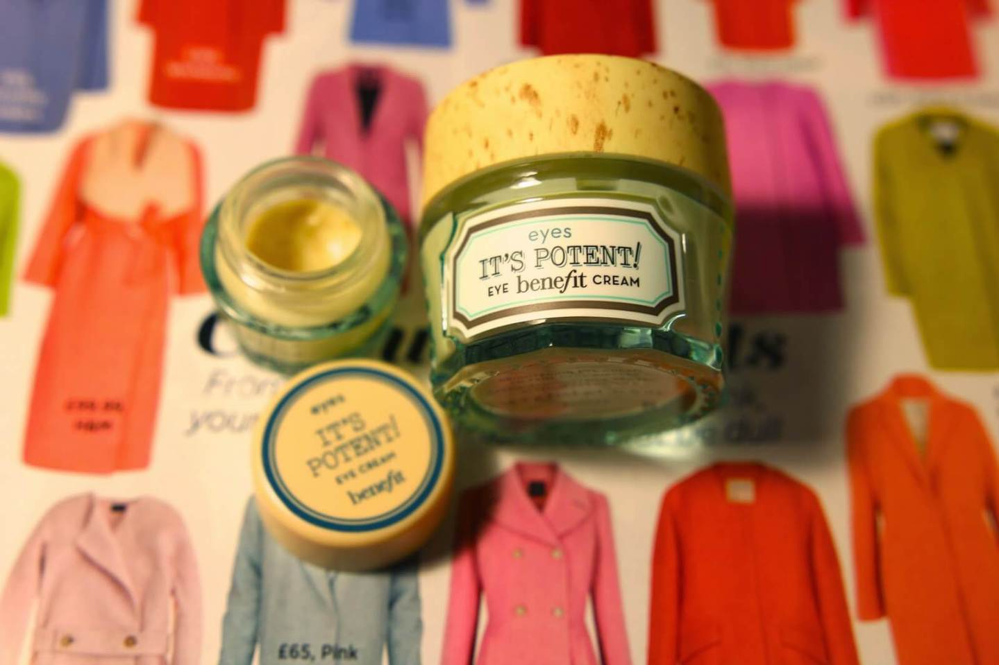 Refresh Your Eyes With Benefit's Potent Eye Cream