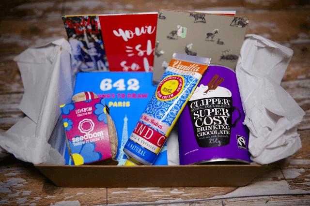 buddy box contents