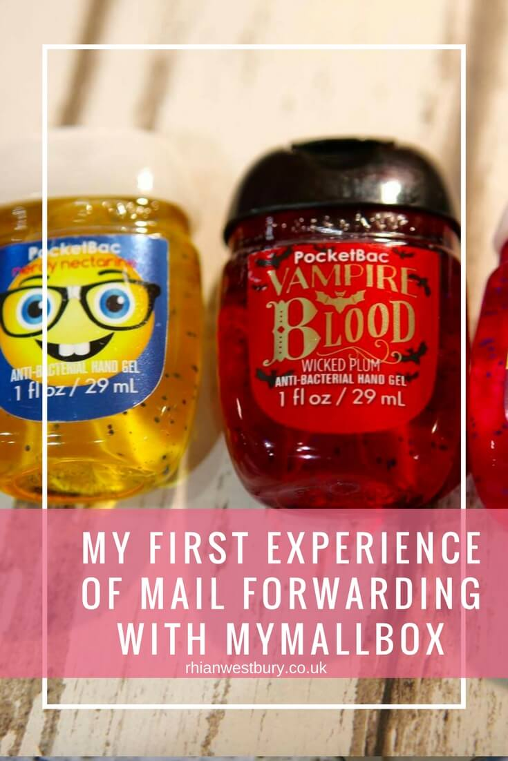 My First Experience Of Mail Forwarding With MyMallBox