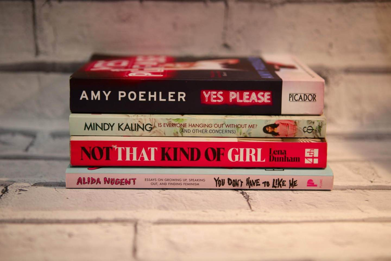 Non-Fiction Books By Kick Ass Females