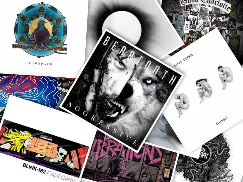 Best Rock Albums To Come Out In 2016