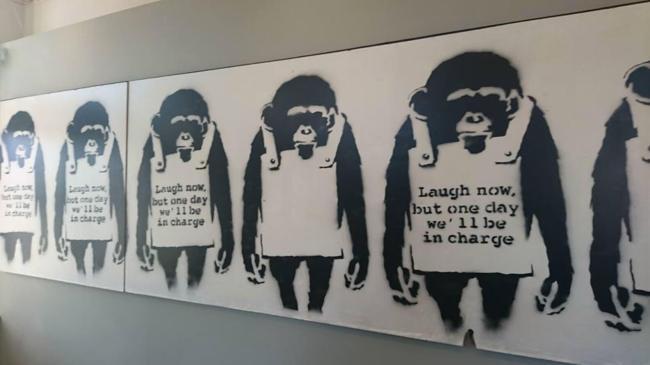 Amsterdam Banksy