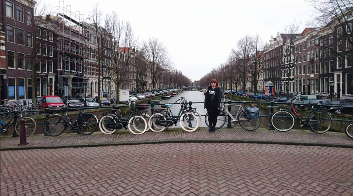 Amsterdam Canal Me