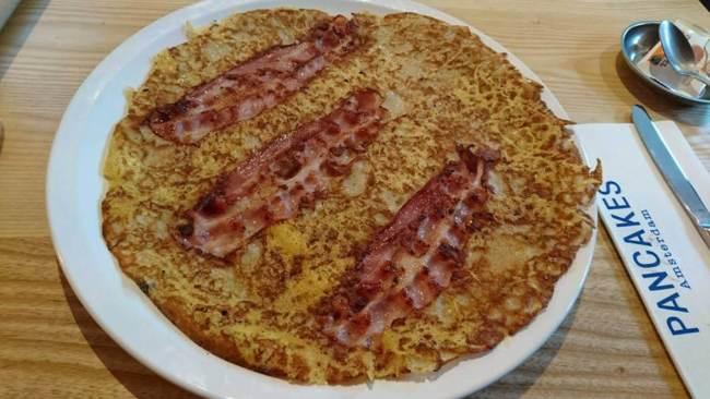 Amsterdam Savoury Pancakes