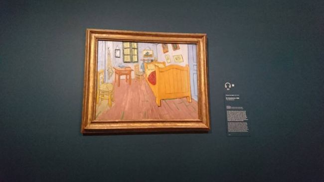 Amsterdam Van Gogh Bedroom
