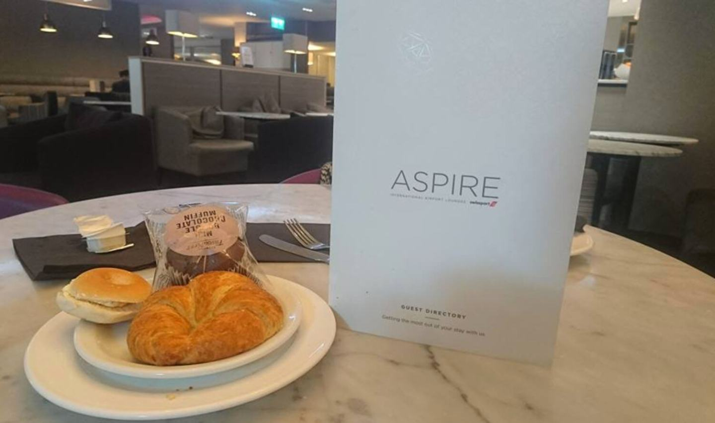Why I'm A Fully Converted Airport Lounge Lover – Aspire Lounge Review