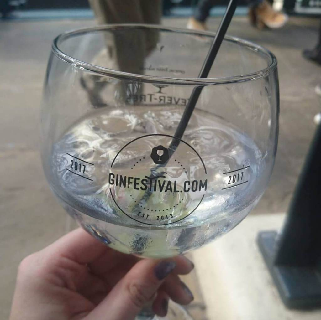 Celebrating All Things Gin At London's Gin Festival