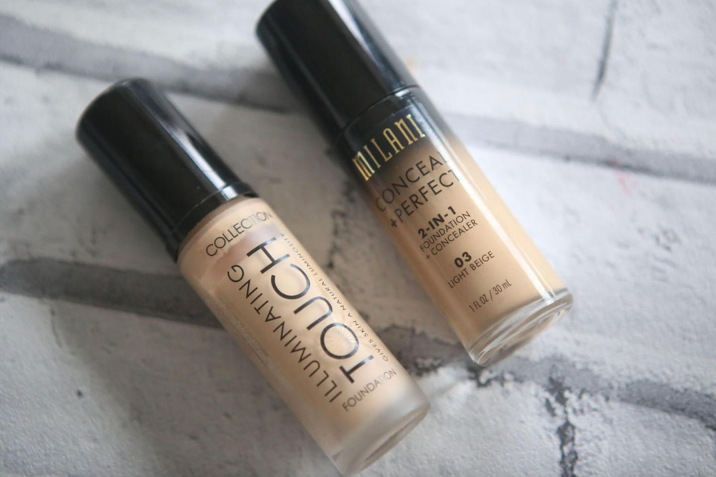 Two Foundations Under £15 You Need To Try