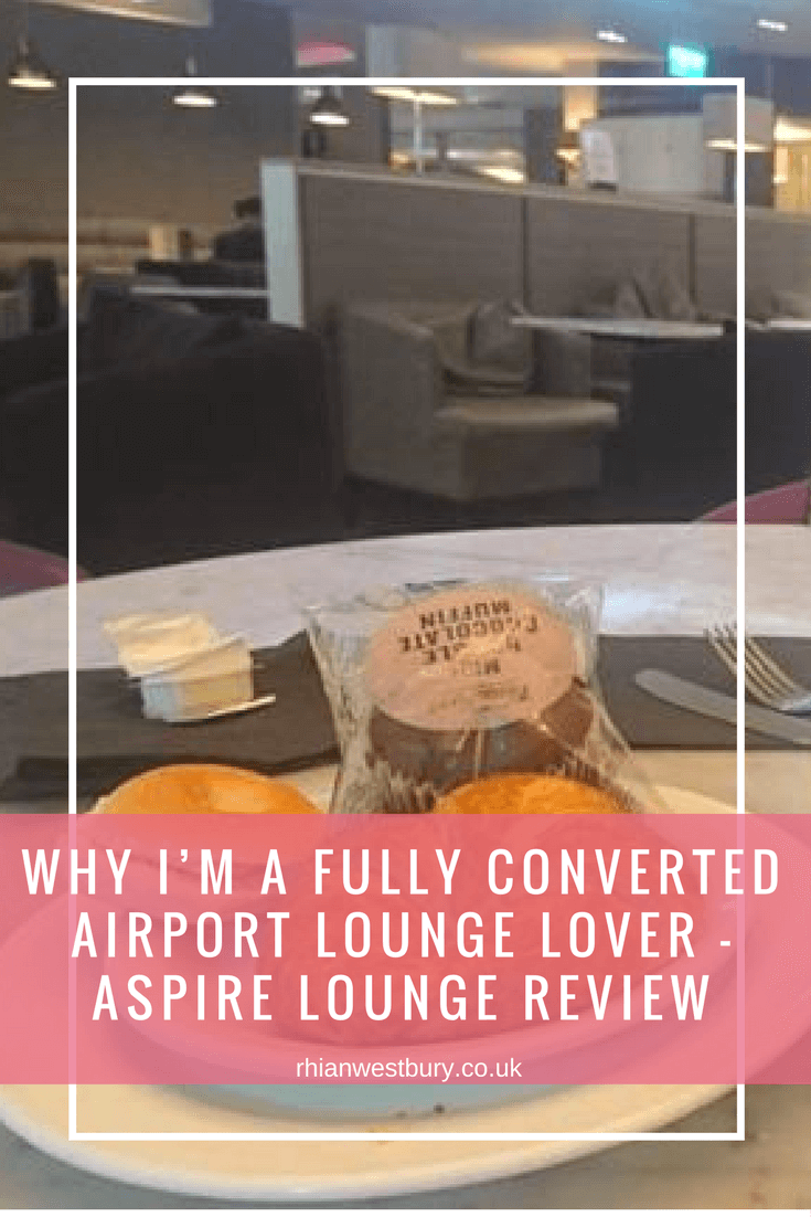 I'm a fully converted airport lounge lover and here is why!