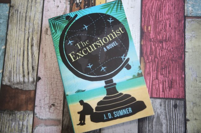 Travel Book - The Excursionist