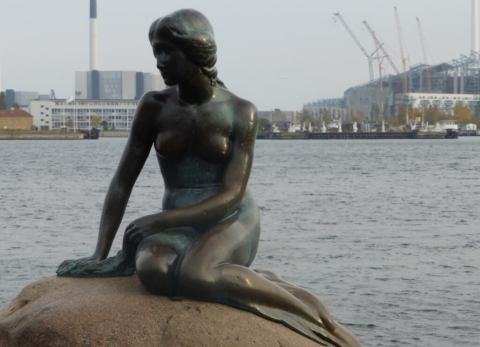 copenhagen little mermaid 2