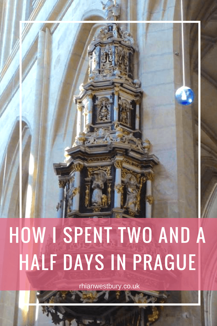 Prague is so beautiful, here is how I spent 2 and a half days in prague