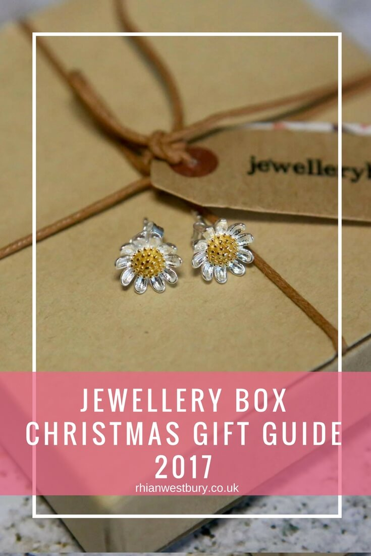 Jewellery Box Christmas Gift Guide 2017
