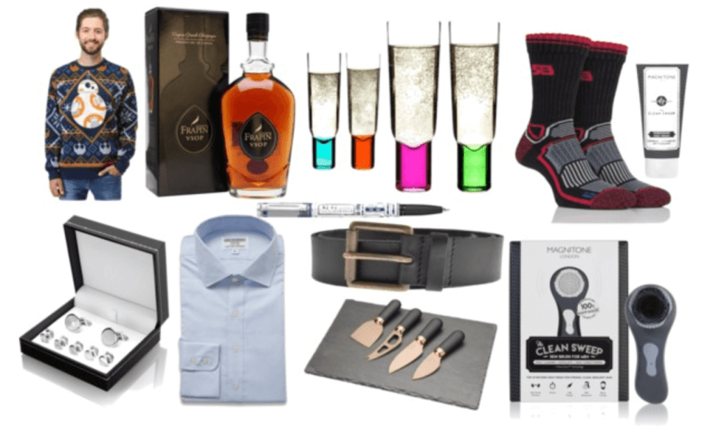 Christmas Gift Guide For Dads | 2017