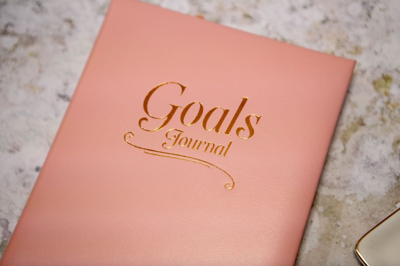 Feb Favourites Goal Journal