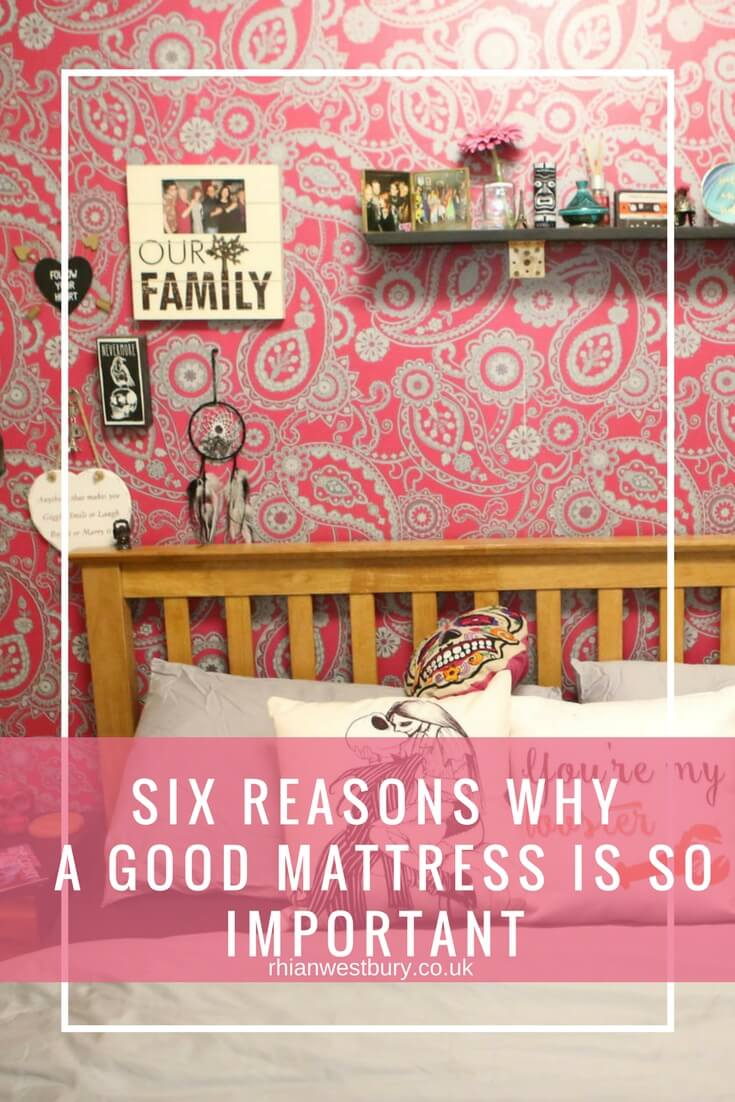 Six Reasons Why A Good Mattress Is So Important