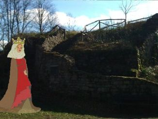 Medieval castle Rosenau