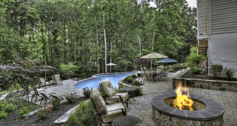 Unique pool design in howard county rhine pools for Pool design guidelines