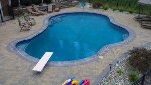 salt pool