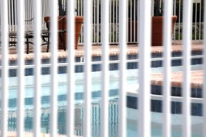 Install fencing around your pool today!