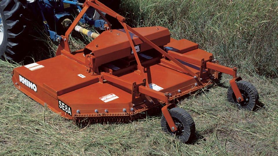 Se Series Multi-Spindle Rotary Mowers | Rhino Ag