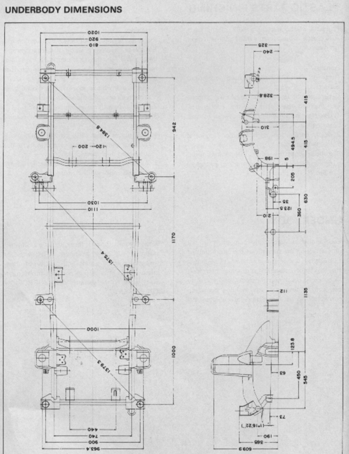 Chassis Diagram