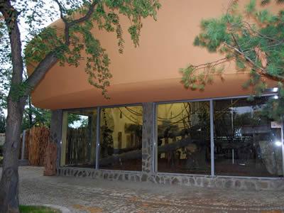 Nashornhaus
