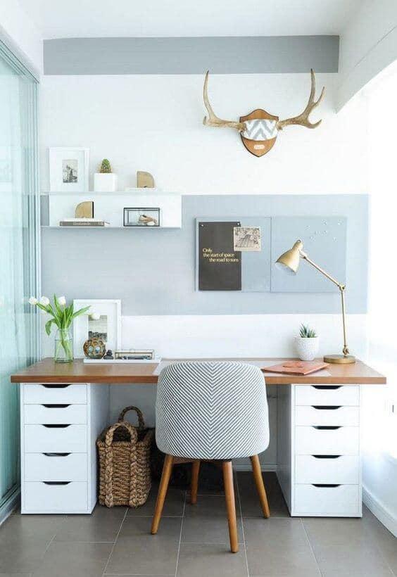 idees decoration pour votre coin bureau