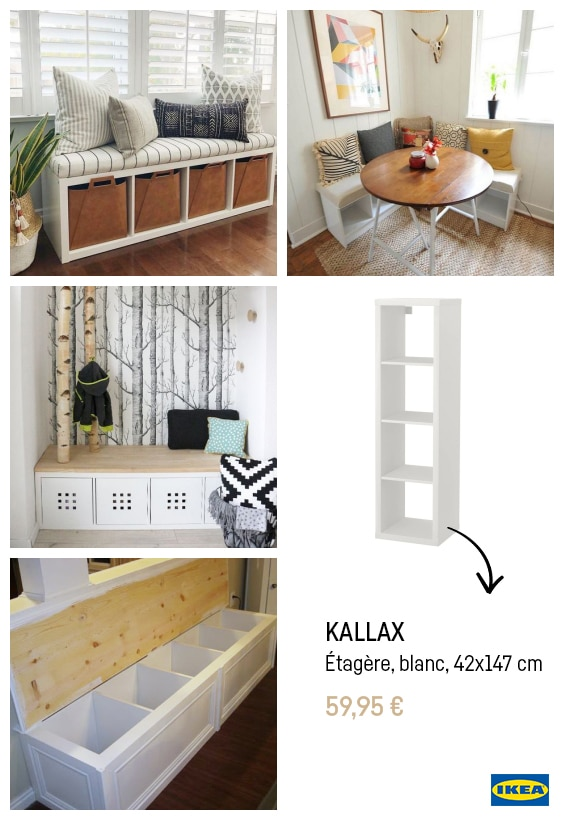 les ikea hacks le must de la deco