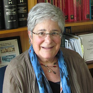 Judy Berkman, Senior Counsel