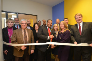 Uptown Lofts Ribbon Cutting