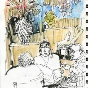 Astoria Oregon, Supper Club